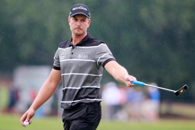 Henrik Stenson Will Rebound from 3rd-Round Meltdown at Tour Championship