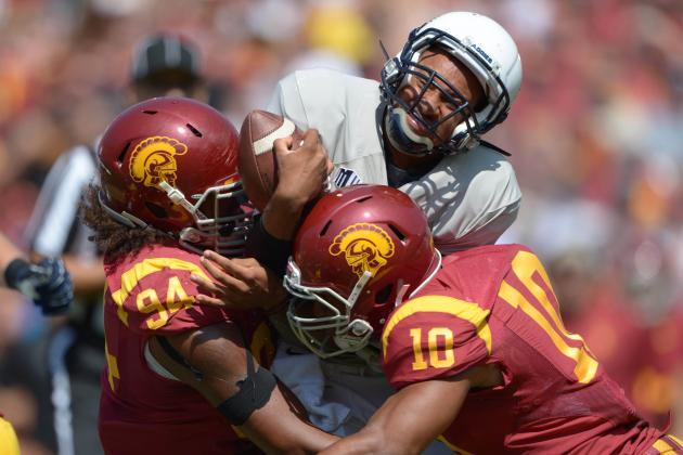 USC Football: Defense Is BCS-Worthy, Offense Still Has a Long Way to Go