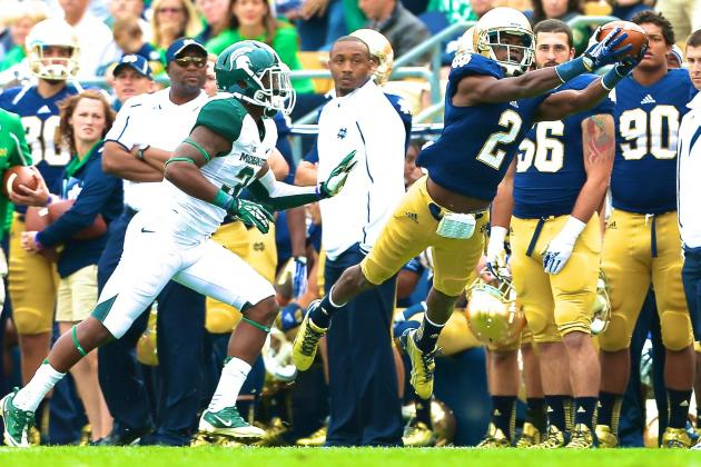 Michigan State at Notre Dame: Score, Grades and Analysis