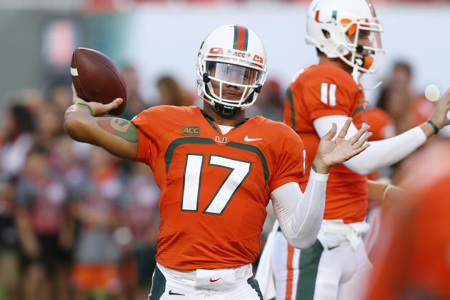 Stephen Morris Injury: Updates on Hurricanes QB's Ankle, Likely Return Date