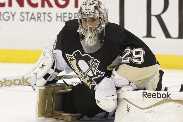 'OK' Fleury Under Brighter Spotlight in Wake of Vokoun's Blood-Clot Condition