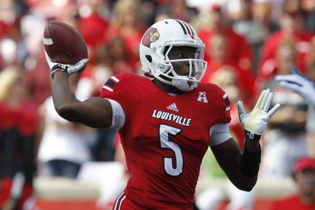 2014 NFL Mock Draft: How Many Teams Will Land Franchise Quarterbacks?