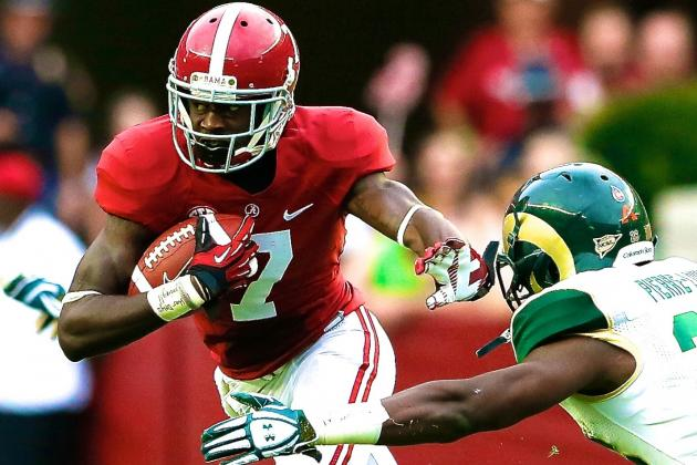 Colorado State vs. Alabama: Live Score and Highlights