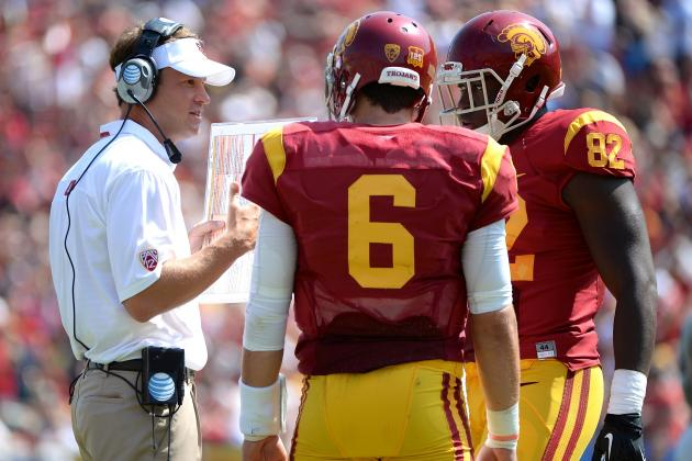 USC vs. Utah State: Execution, Not Play-Calling, Plagues Trojans Offense
