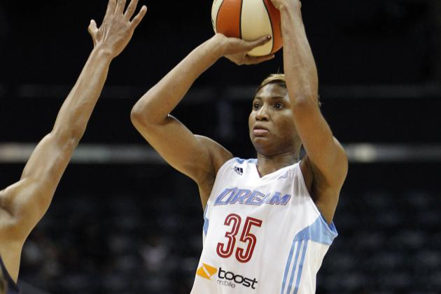 Dream Even Series with Mystics with 63-45 Win