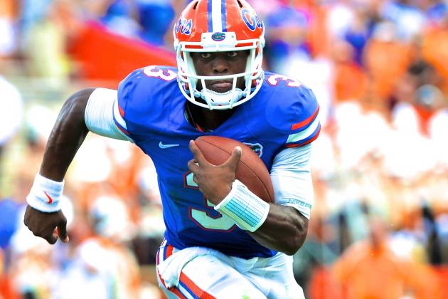 Florida's Offense Is in Good Hands with Tyler Murphy at QB