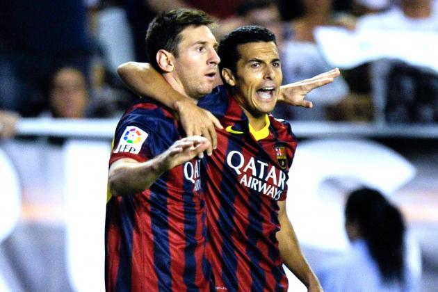 Rayo Vallecano vs. Barcelona: Score, Grades and Post-Match Reaction