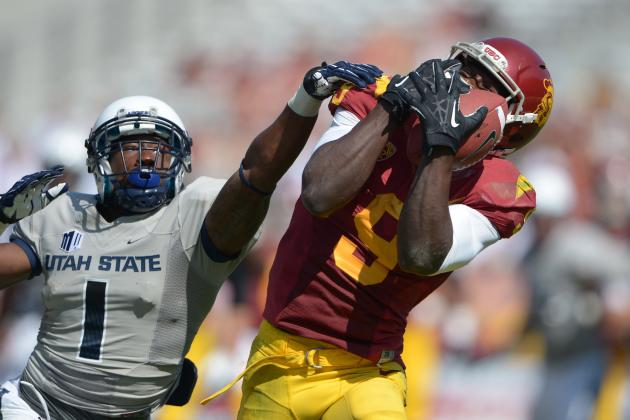 Marqise Lee's Updated 2014 NFL Draft Stock After Win Over Utah State