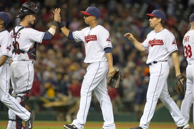 Indians Beat Astros, Maintain Wild-Card Spot