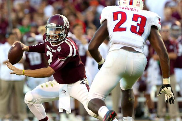SMU vs. Texas A&M: Live Score and Highlights