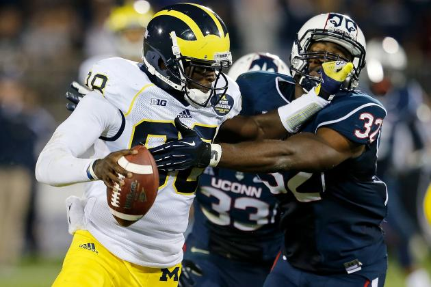 Michigan vs. Connecticut: Live Score and Highlights