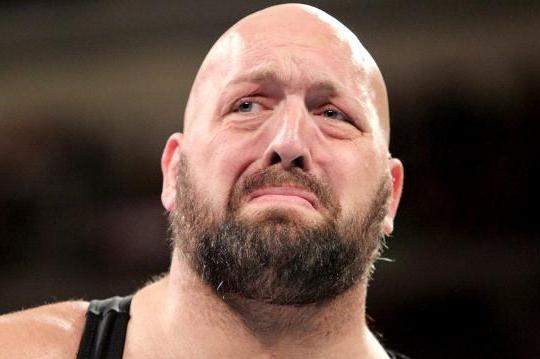 Why Big Show's Crying Act Is Perfect for His Character