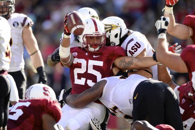 Arizona State vs. Stanford: Score, Grades and Analysis