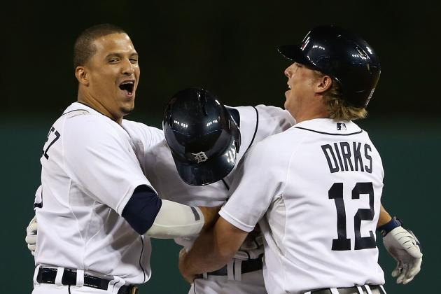 WATCH: Tigers Mount Ridiculous Comeback, Top White Sox in 12