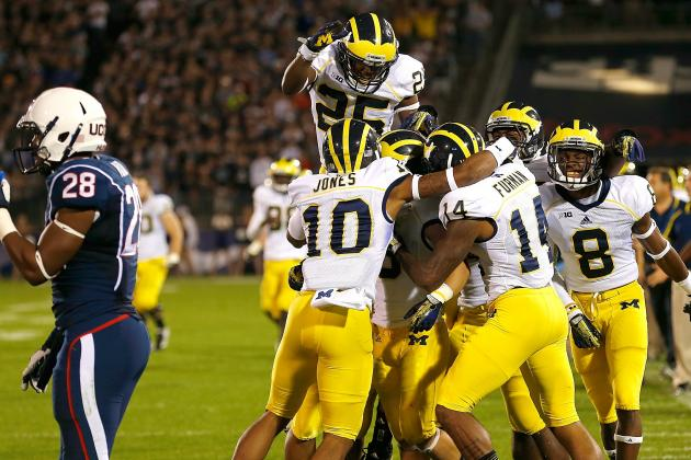 Michigan vs. Connecticut: Score and Analysis of Wolverines' Near Upset Loss