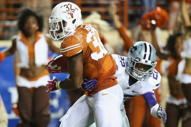 Kansas State vs. Texas: Live Score and Highlights