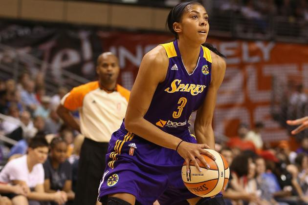 Sparks Beat Mercury 82-73 to Even WC Semis