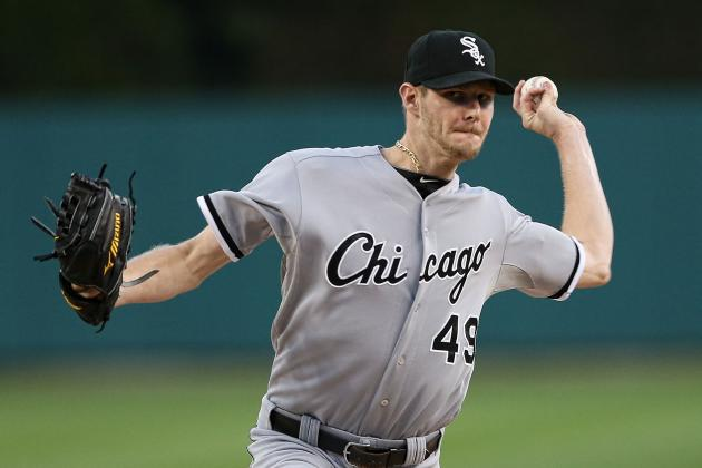 White Sox Blow Six-Run Lead, Lose to Tigers in 12