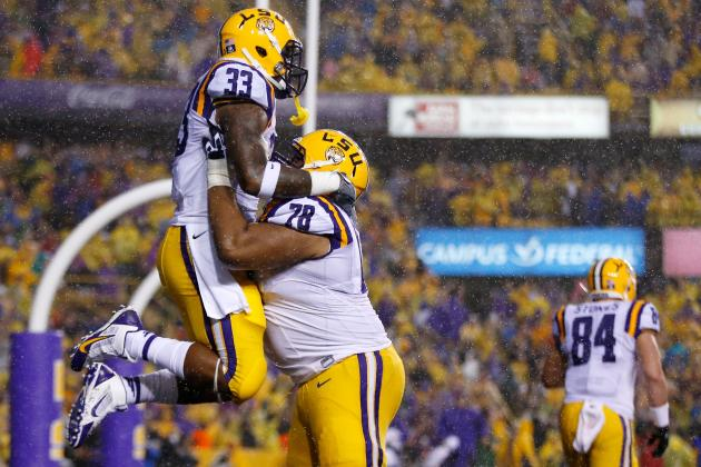 LSU Proves It's the SEC's Most Complete Team in Win Over Auburn