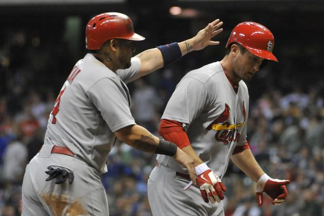 Cards Win, Maintain 2-Game Lead in Central