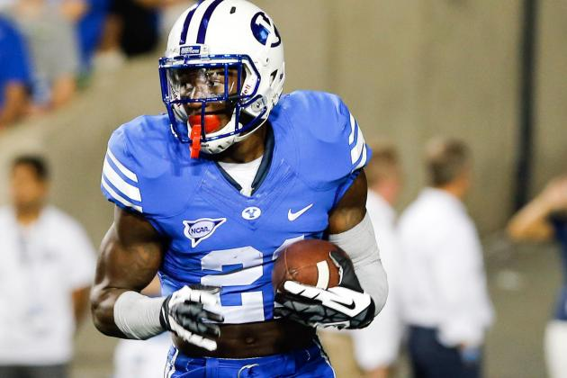 Jamaal Williams Injury: Updates on BYU RB's Concussion, Likely Return Date