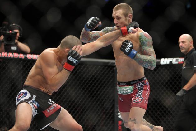 The Good, Bad and Strange from UFC 165