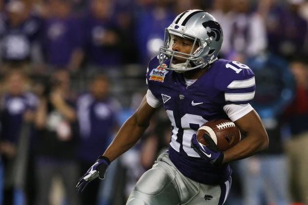 Texas vs. KSU: Tyler Lockett Looks Like Big 12's Best WR in 237-Yard Game