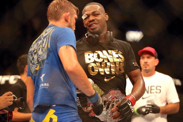 UFC 165 Jones vs. Gustafsson: Live Results, Highlights and Reaction