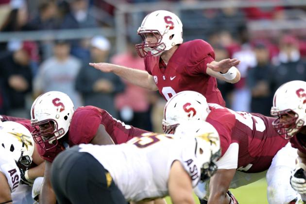 NCAA Football Rankings 2013: Predicting the Top 25 After Week 4
