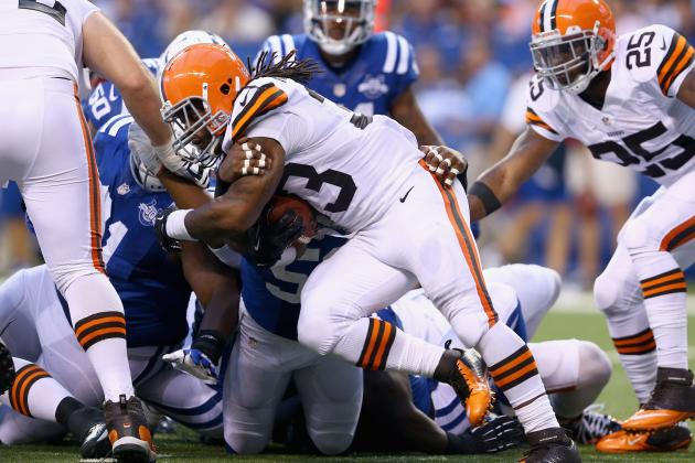 The Trent Richardson Trade: Do NFL Running Backs Really Matter Anymore?
