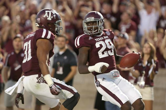 Texas A&M Football: Scheme Changes Bring Defense Up to SEC Standard