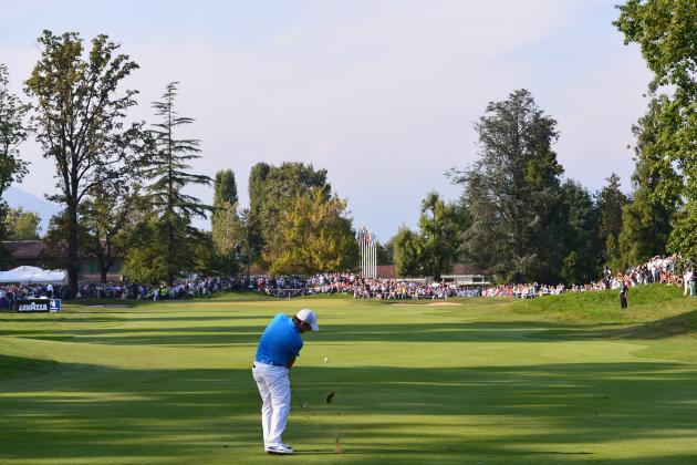Italian Open 2013: Full Schedule and Tee Times for Round 4
