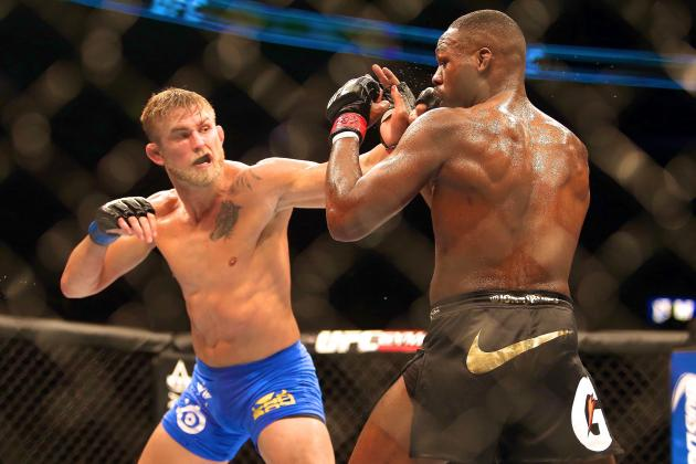 Jones vs. Gustafsson Fight Card: Recapping the Fight Night Bonuses