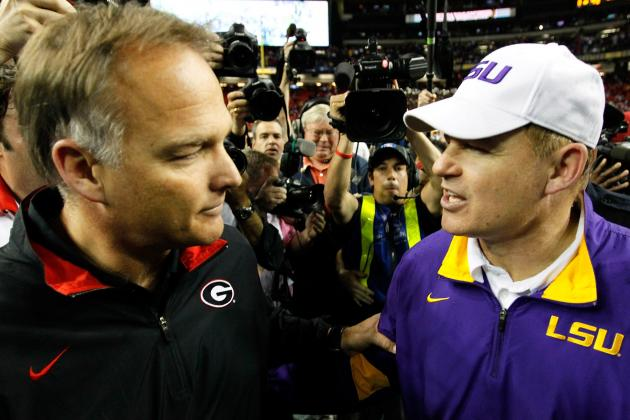 ESPN College GameDay Makes Right Call Heading to LSU vs. Georgia in Week 5