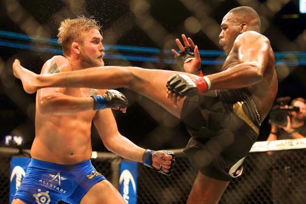 UFC 165 Full Fight Video Highlights: Watch Jon Jones Face Alexander Gustafsson