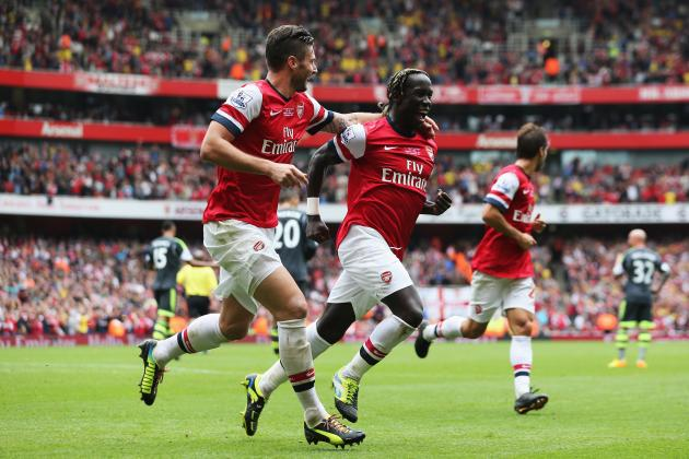 Arsenal vs. Stoke City: Premier League Live Score, Highlights, Recap