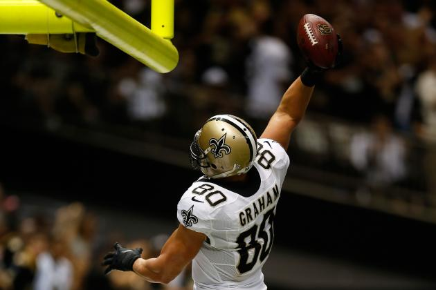 Arizona Cardinals vs. New Orleans Saints: Live Grades and Analysis for Saints