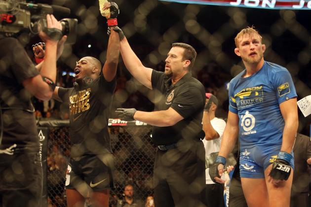 UFC 165: Alexander Gustafsson Becomes True Star with Showing vs. Jon Jones