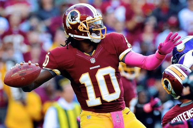 Detroit Lions vs. Washington Redskins: Live Score, Highlights and Analysis