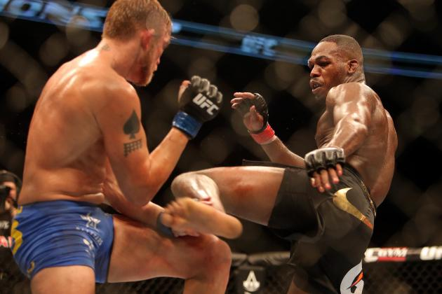 Jones vs. Gustafsson: Bones' Narrow Win Will Boost UFC's Future