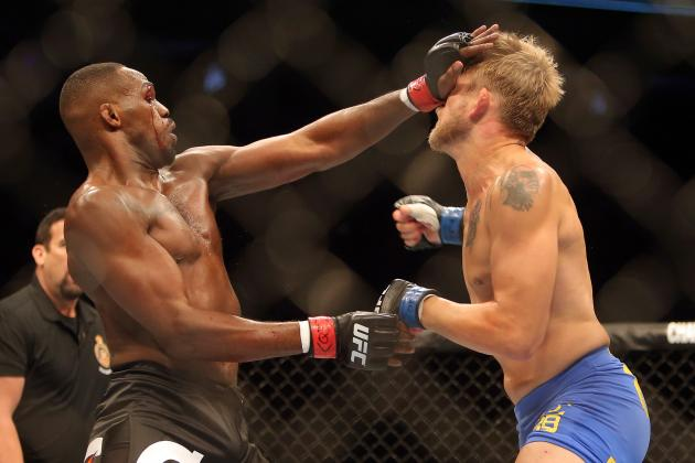 Jon Jones vs. Alexander Gustafsson: 2013 Fight of the Year