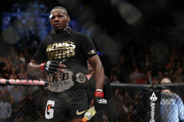 Jon Jones: Re-Examining the Legacy of 'Bones' Following UFC 165