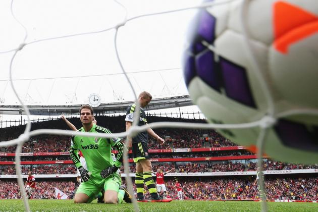 Arsenal vs. Stoke: Arsene Wenger Beats the Potters at Their Own Game