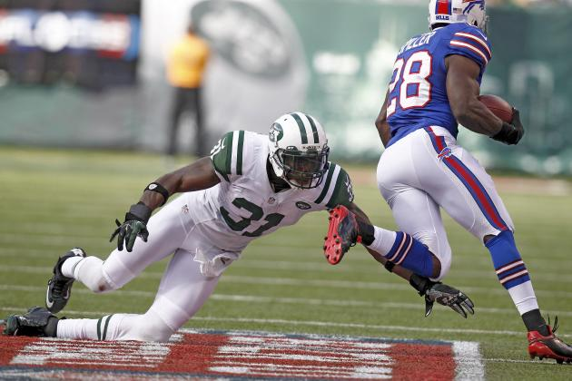 Buffalo Bills vs. New York Jets: Live Grades and Analysis for New York