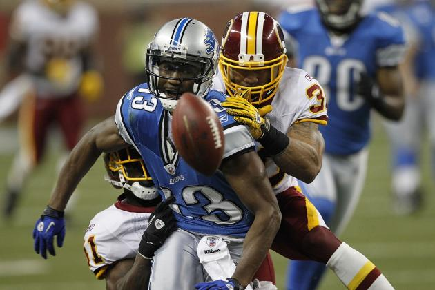 Detroit Lions Game Keys: Week 3 at Washington Redskins