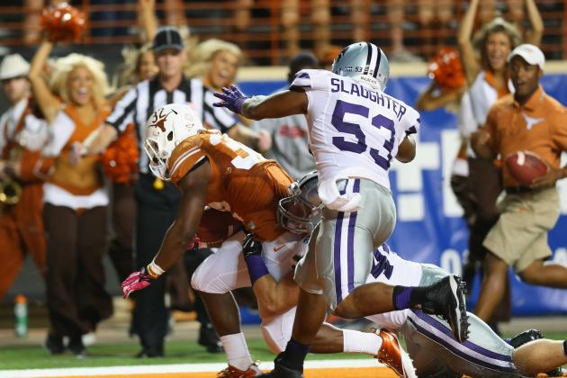 Texas Football: Defense Shows Improvement in Big 12 Debut