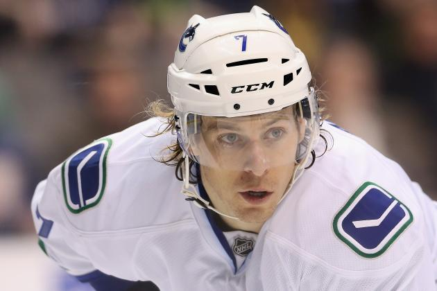 Booth's Return to Canucks Delayed