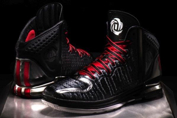 Feast Your Eyes on Derrick Rose's New 'D Rose 4' Signature Shoe from Adidas