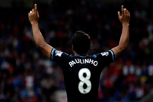 Last-Gasp Paulinho Breaks Cardiff Hearts