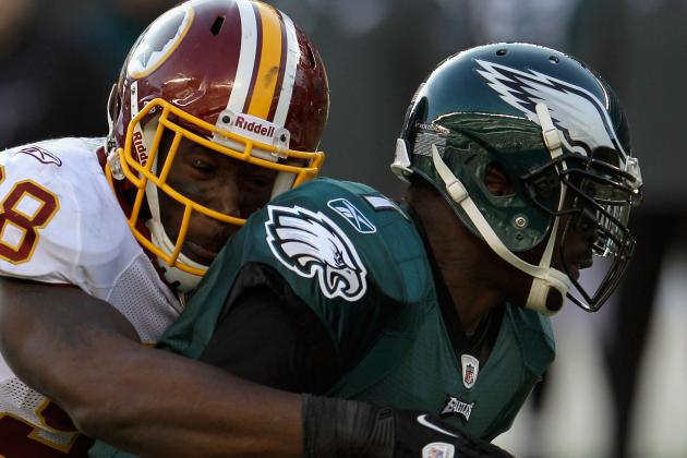 Orakpo Questionable to Return with Head Injury